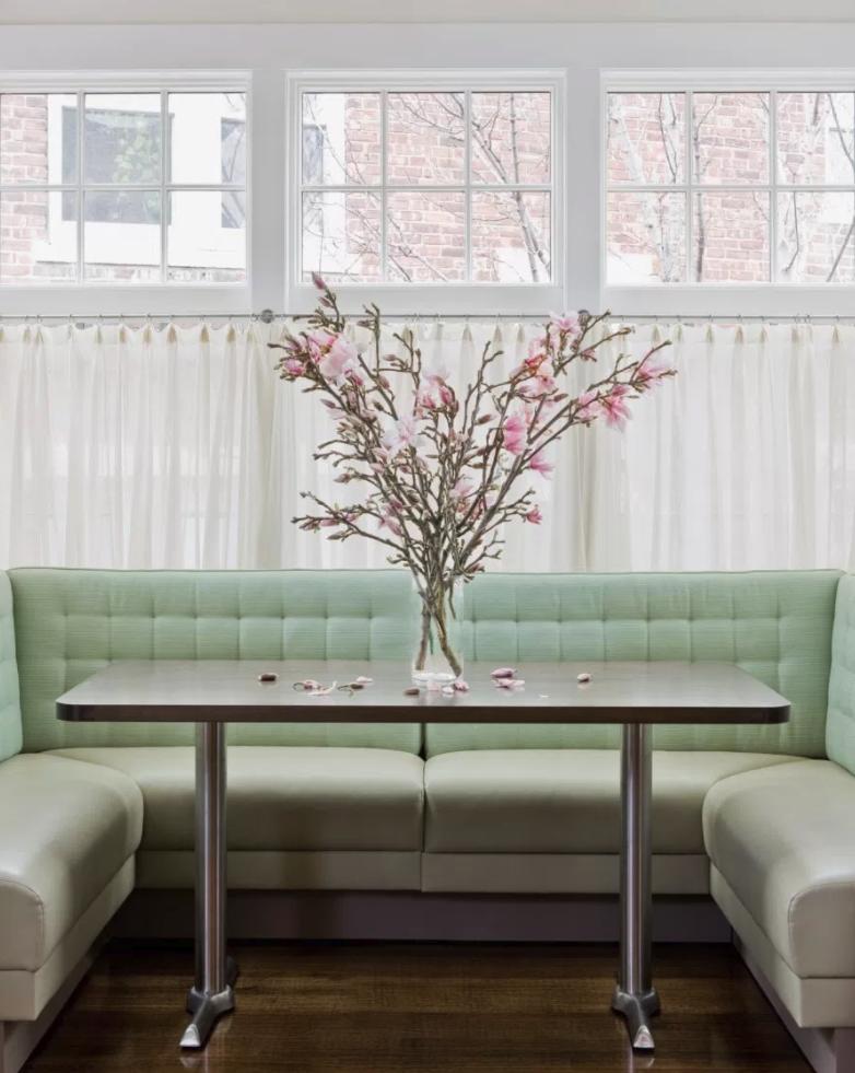 Platemark Design interior design project in Brookline, MA
