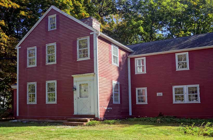 Old New England Homes, and a Lifetime Coating? Not so Fast ….