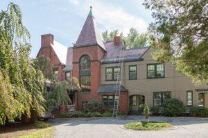 The Bayley House, Newton, MA