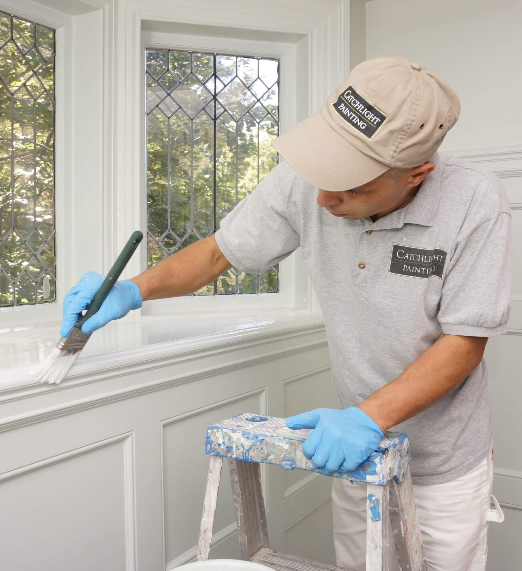 Boston-Interior-Painter-Windowsill